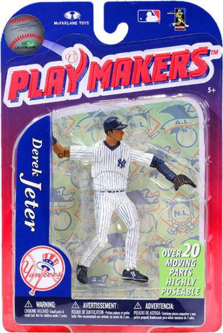 McFarlane Toys MLB New York Yankees Playmakers Series 3 Derek Jeter Action Figure