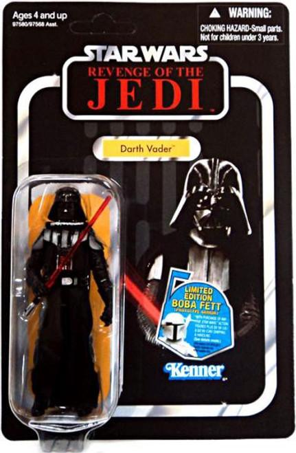 Star Wars Return of the Jedi Vintage Collection 2010 Darth Vader Action Figure #08