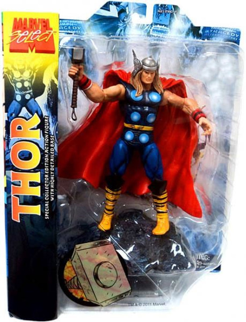 Marvel Select Thor Action Figure [Exclusive]