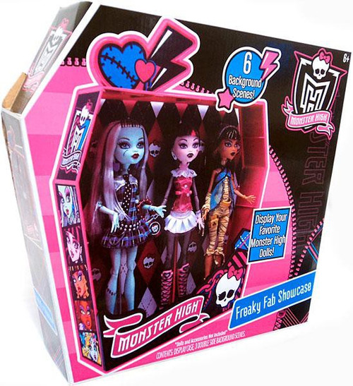 Monster High Freaky Fab Showcase 10.5-Inch Doll Accessory