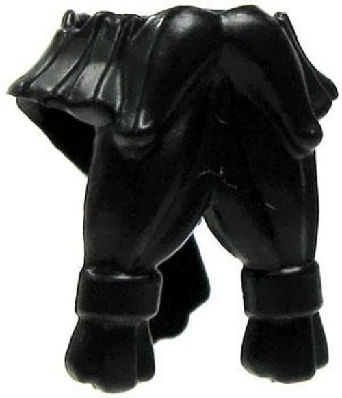 LEGO Black Twin Tied Dwarf Beard [Loose]