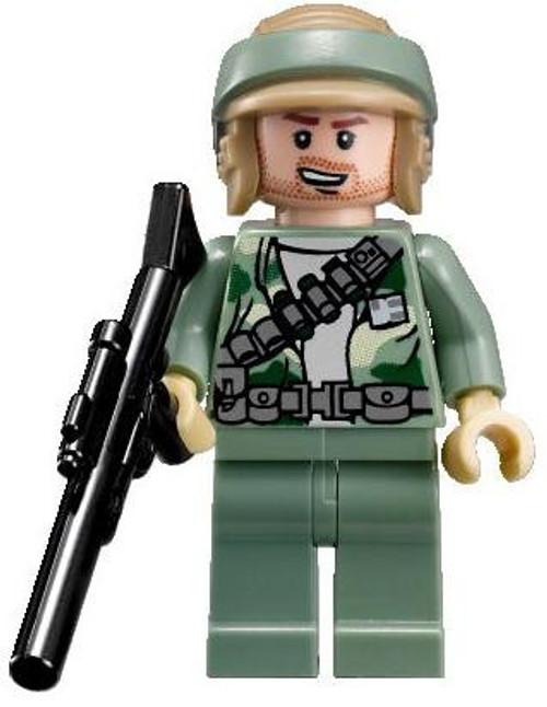 LEGO Star Wars Rebel Commando Minifigure [Stubble Face Loose]