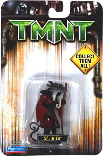 Nickelodeon Ooze Action Glow in the Dark Series Splinter 3-Inch Mini Figure