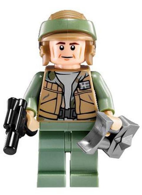 LEGO Star Wars Rebel Commando Minifigure [Pistol & Macrobinoculars Loose]