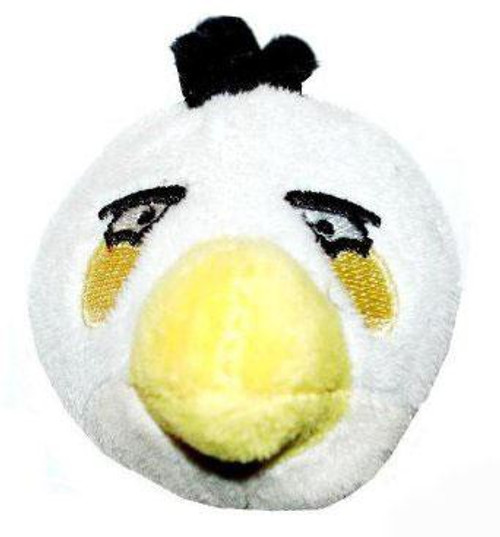Angry Birds White Bird 2-Inch Pencil Topper