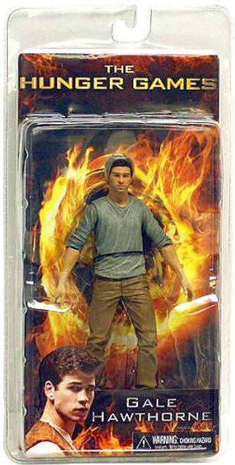 NECA The Hunger Games Series 1 Gale Hawthorne Action FIgure