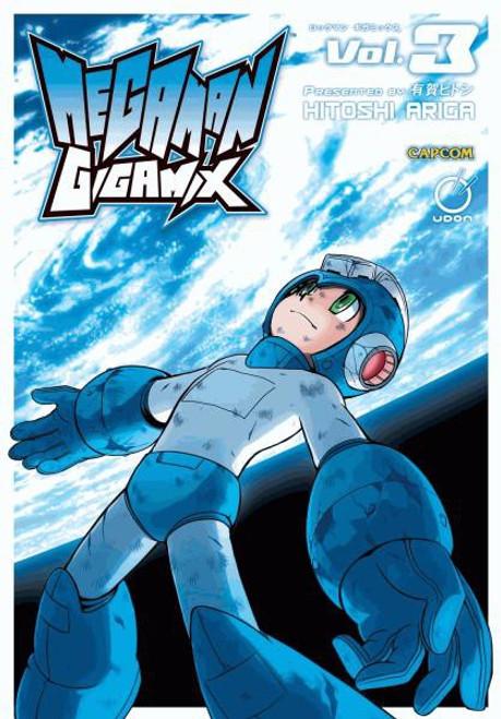 Mega Man Gigamix Volume 3 Trade Paperback