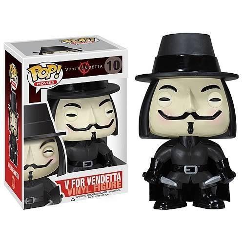 Funko POP! Movies V for Vendetta Vinyl Figure #10