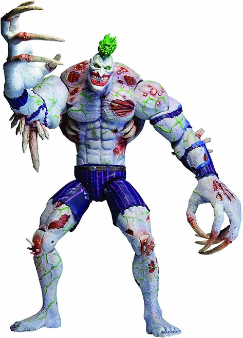 Batman Arkham City Deluxe Titan Joker Action Figure