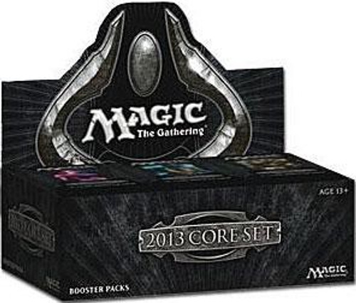 MtG Trading Card Game 2013 Core Set Booster Box [36 Packs]