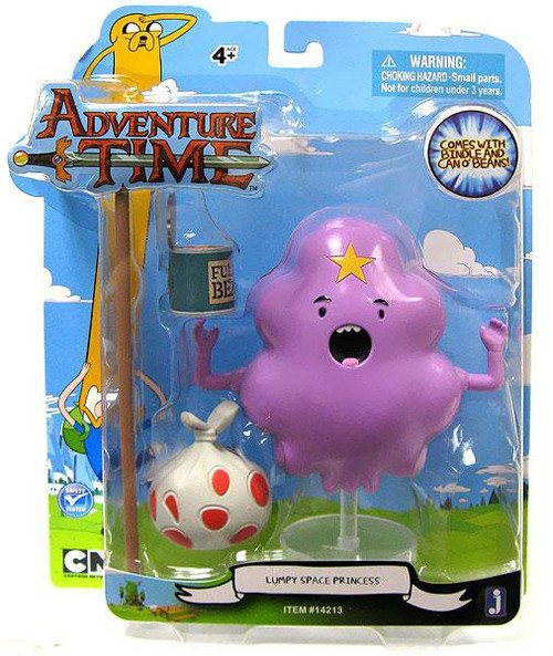 Adventure Time Lumpy Space Princess Action Figure
