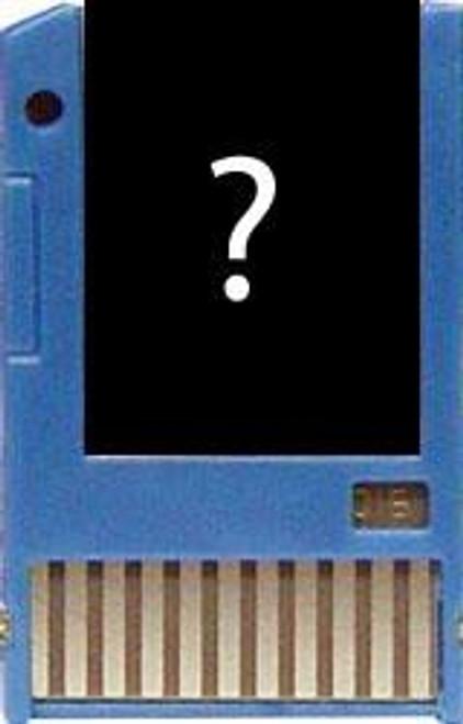 Capcom Mega Man Japanese PET Random Battle Chip