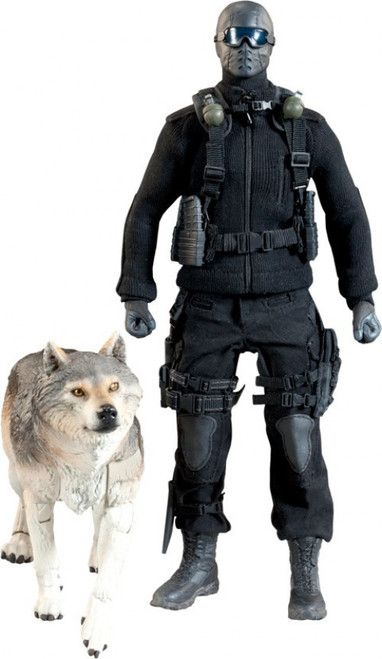 GI Joe Snake Eyes & Timber Collectible Figure