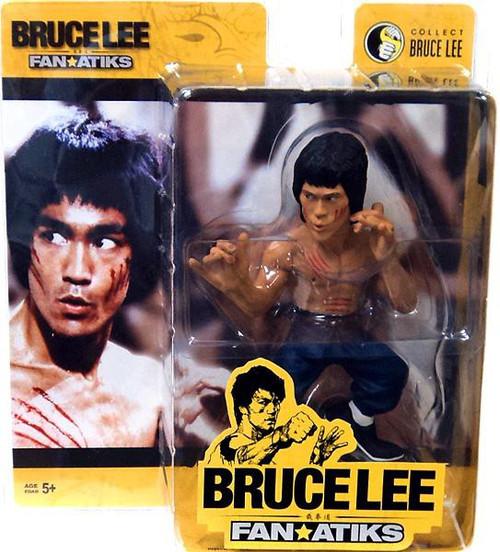 FanAtiks Series 2 Bruce Lee Action Figure [Enter the Dragon, Blue Pants]