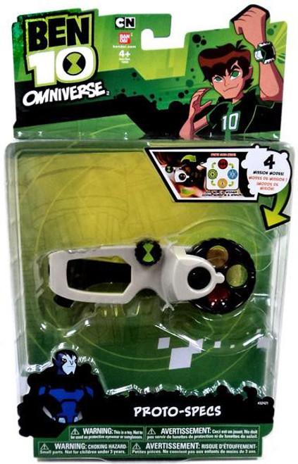 Ben 10 Omniverse Tech Gear Proto-Specs Roleplay Toy