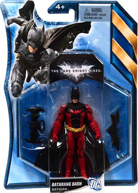 The Dark Knight Rises Batman Action Figure [Batarang Bash]