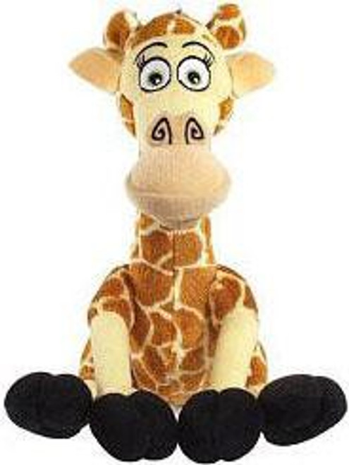 World of Madagascar Zooster Pal Melman 8-Inch Plush
