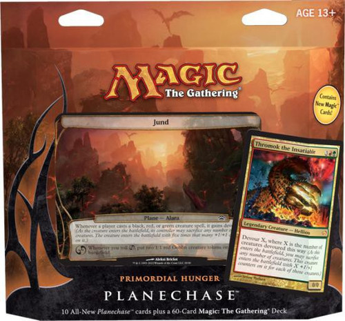 MtG Trading Card Game 2012 Core Set Primordial Hunger Deck