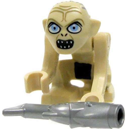 LEGO The Lord of the Rings Gollum Minifigure [Loose]