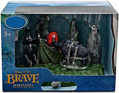 Disney / Pixar Brave Bear Exclusive Playset