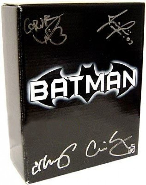 Batman Con Exclusive Exclusive Action Figure [Autographed by the Four Horsemen]