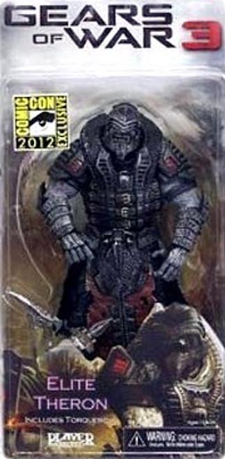 NECA Gears of War 3 Elite Theron Exclusive Action Figure