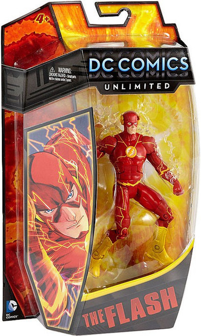 The New 52 DC Comics Unlimited Series 1 The Flash Action Figure