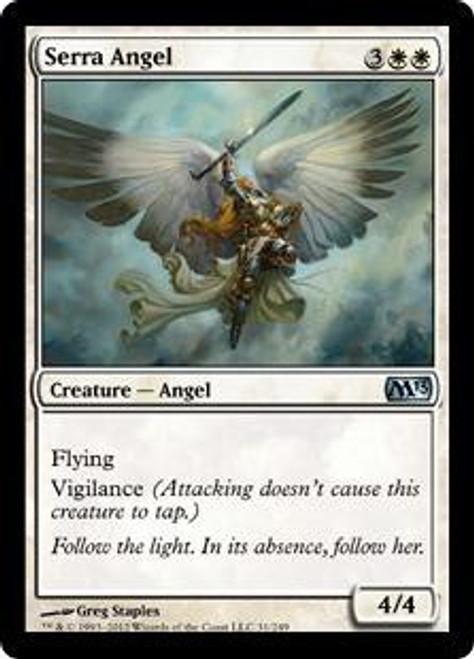 MtG 2013 Core Set Uncommon Serra Angel #31
