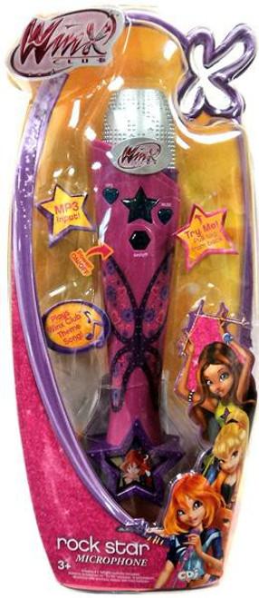 Winx Club Rock Star Microphone