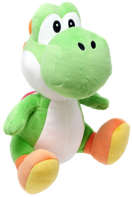 Super Mario Bros Yoshi 11-Inch Plush