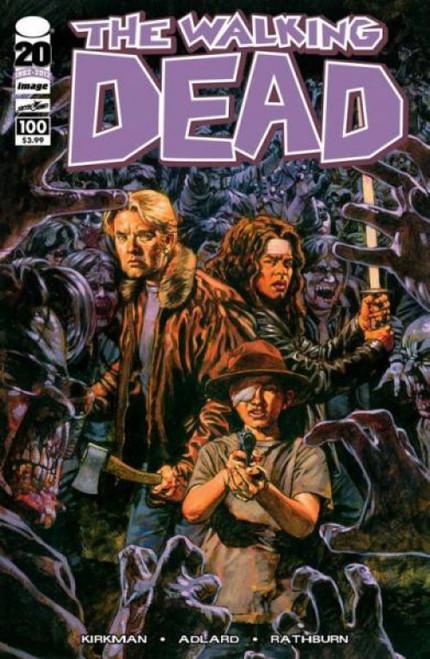 Image Comics The Walking Dead #100 Comic Book [Sean Phillips Cover]