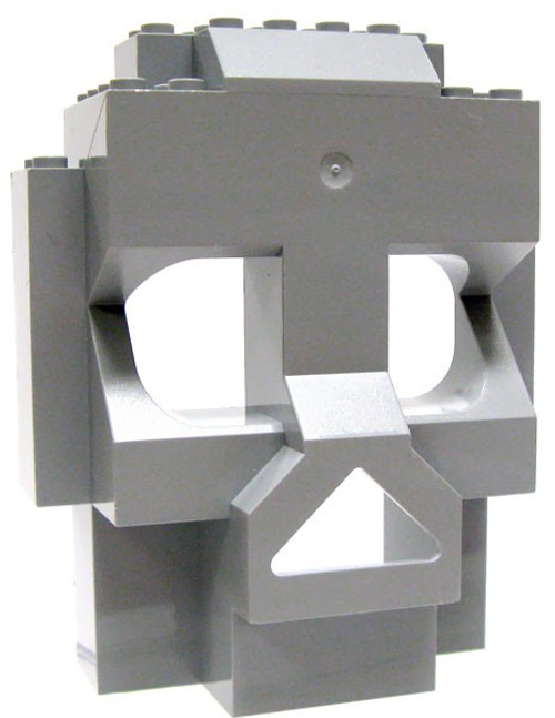LEGO Pirates Skull Rock Base [Loose]