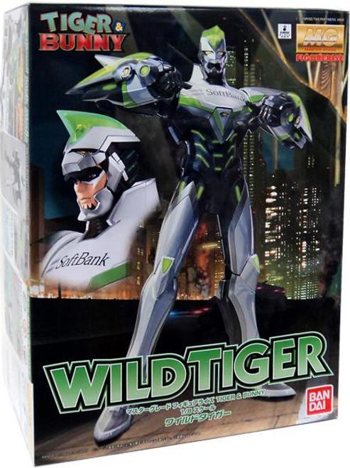 Tiger & Bunny Master Grade Figurerise Wild Tiger Model Kit