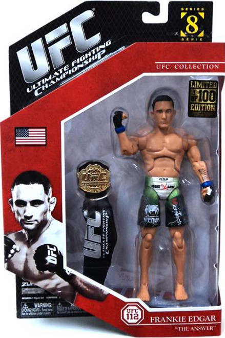 UFC Collection Series 8 Frankie Edgar Action Figure [Limited Edition]
