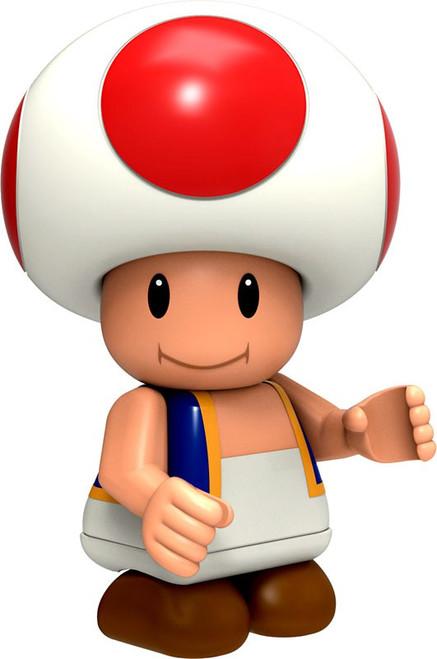 K'NEX Super Mario Toad 2-Inch Minifigure [Loose]