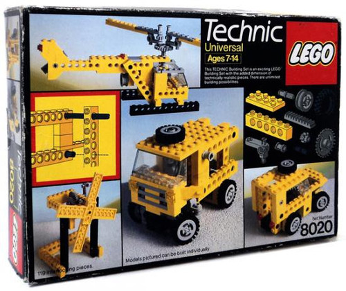 LEGO Technic Universal Set Set #8020