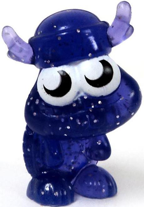 Moshi Monsters Moshlings Series 2 Shelby 1.5-Inch Mini Figure #39 [Purple Glitter]