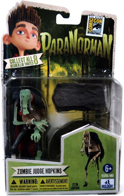 ParaNorman Zombie Judge Hopkins Exclusive 4-Inch Mini Figure