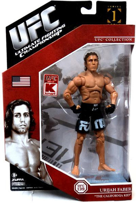 UFC Collection Series 1 Urijah Faber Exclusive Action Figure