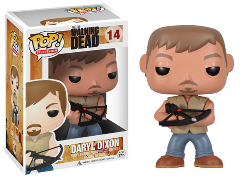 Funko The Walking Dead POP! TV Daryl Dixon Vinyl Figure #14
