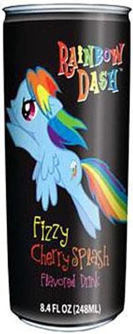 My Little Pony Rainbow Dash Fizzy Cherry Splash Flavored Drink