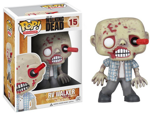 Funko The Walking Dead POP! TV RV Walker Vinyl Figure #15