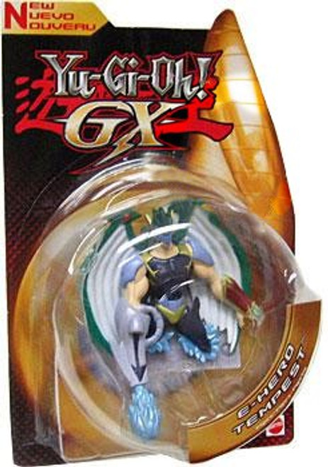 YuGiOh GX 3-Inch Figures E-Hero Tempest Action Figure