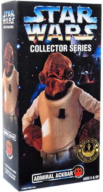Star Wars Return of the Jedi Collector Series Admiral Ackbar Action Figure