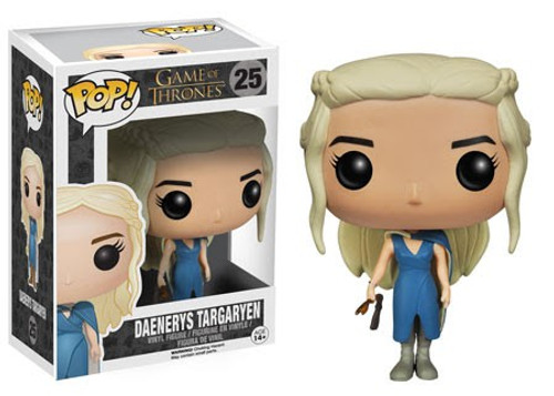 Funko Game of Thrones POP! TV Daenerys Targaryen Vinyl Figure #25
