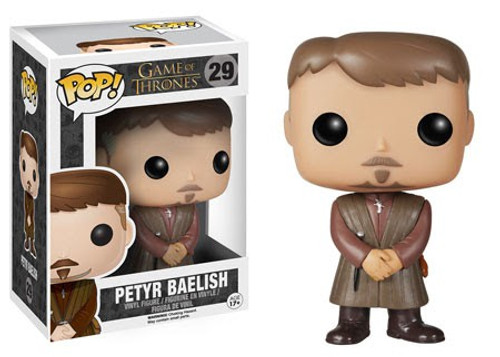 Funko Game of Thrones POP! TV Petyr Baelish Vinyl Figure #29
