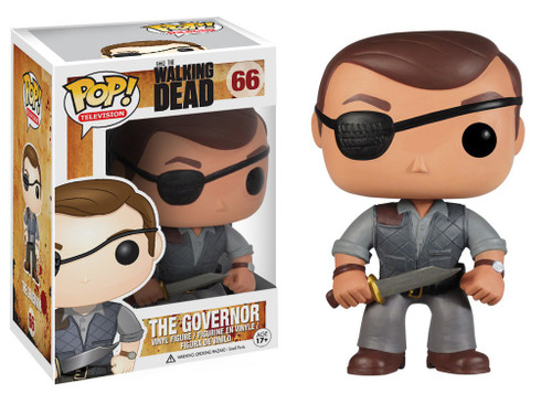 Funko The Walking Dead POP! TV The Governor Vinyl Figure #66