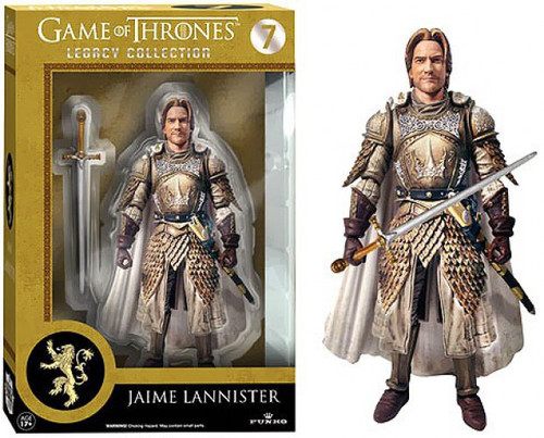 Funko Game of Thrones Legacy Collection Series 2 Jamie Lannister Action Figure