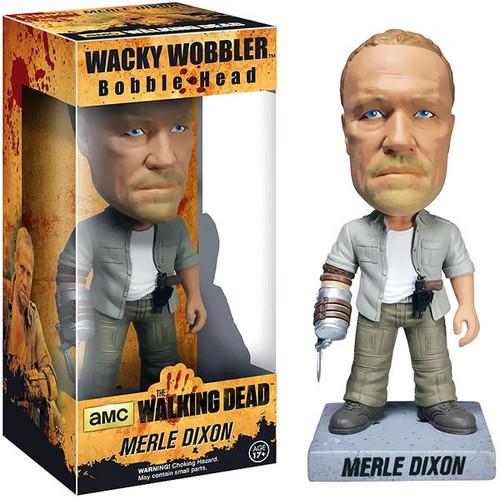 Funko The Walking Dead Wacky Wobbler Merle Dixon Bobble Head