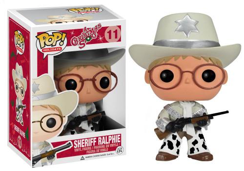 Funko A Christmas Story POP! Holidays Sheriff Ralphie Vinyl Figure #11